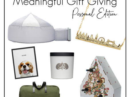 2020 Meaningful Gift Giving Guide