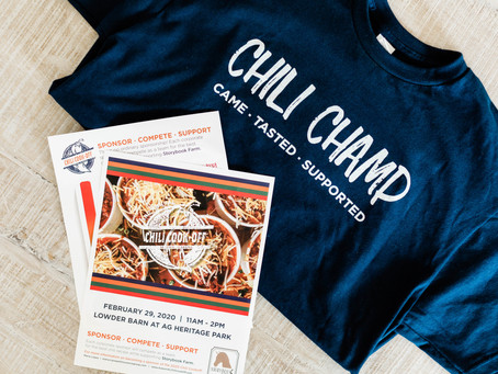 Branding Project: Fundraising Event Branding + Correctly Sponsoring Events