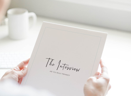 7 Steps To Prepare for Your Interview