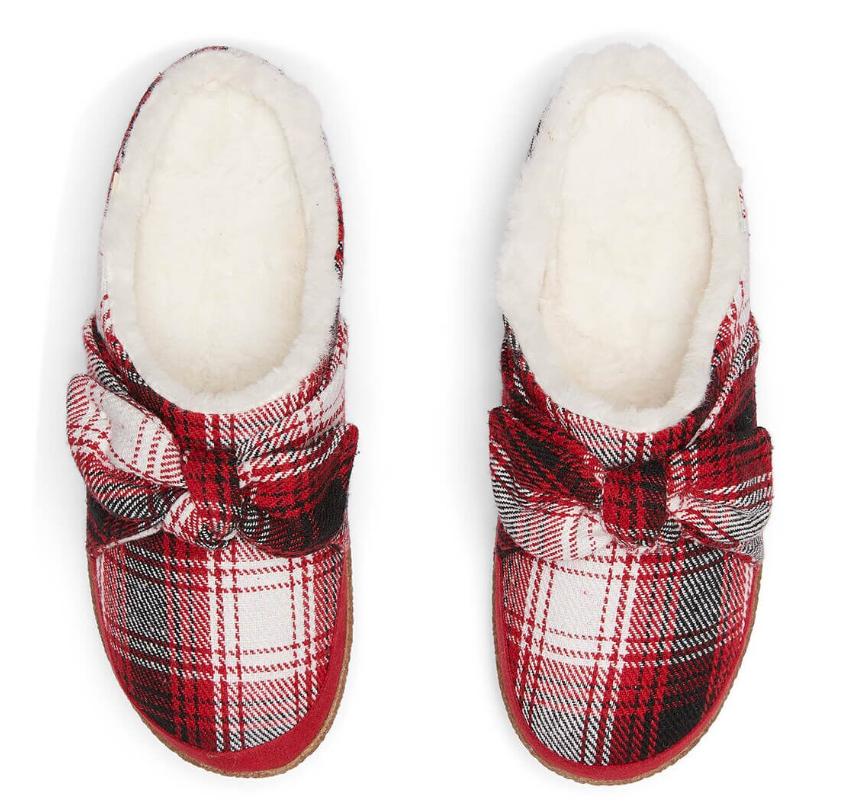 Tom's Slippers