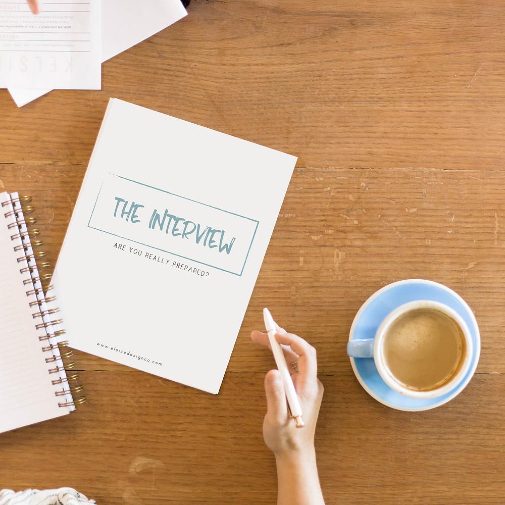 the interview workbook