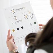 Eloise Design Co. Branding