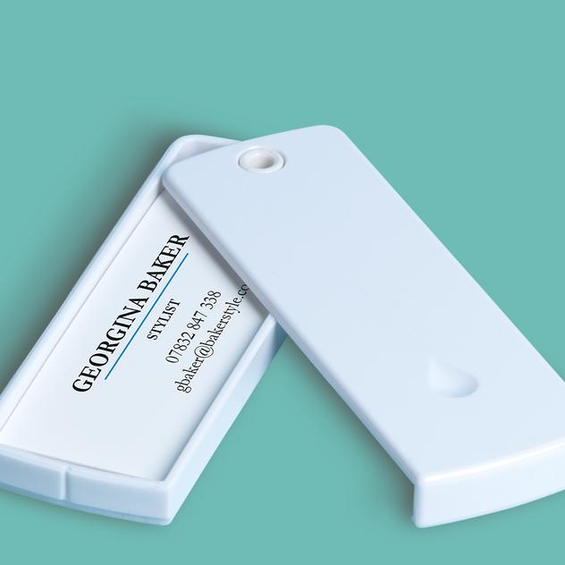 Moo Mini Business Card Holder