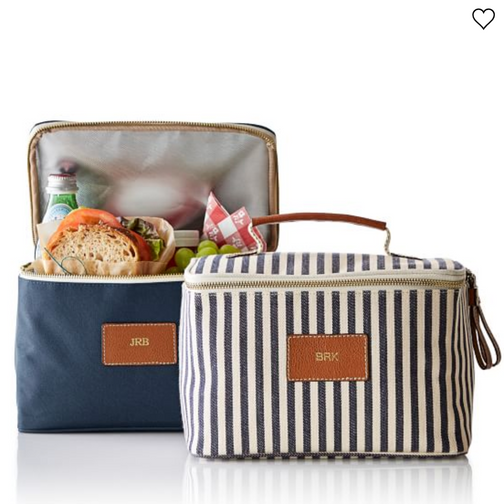 Monogram Lunch Box