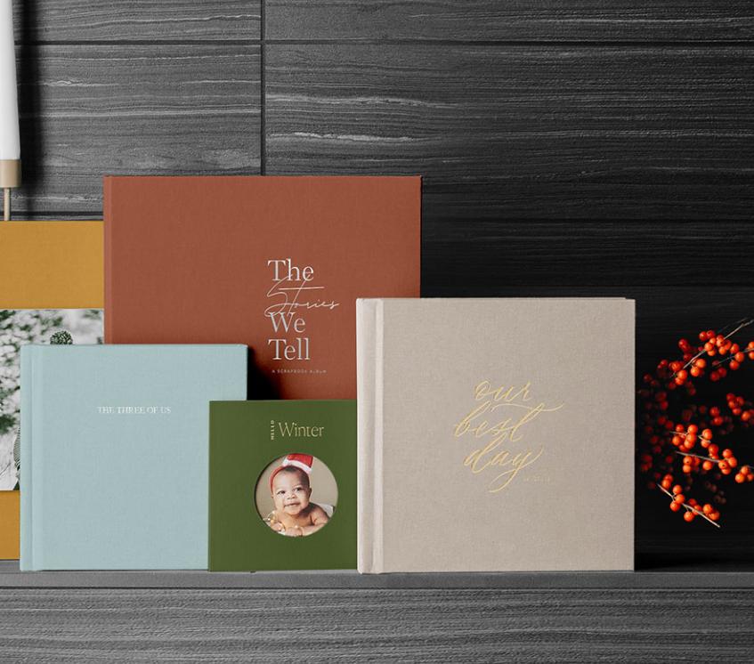Wedding Photo Books