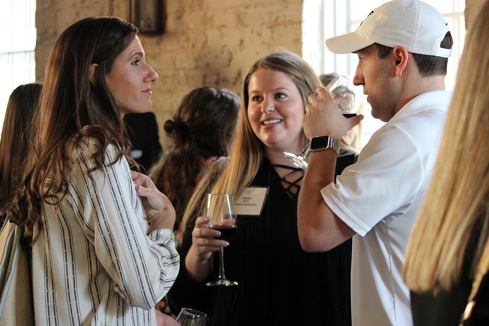 Auburn Young Professional Event