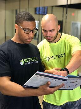 Metrics Fitness Lab Auburn Personal Trainers