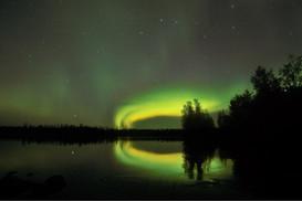 Aurora Borealis NWT curves