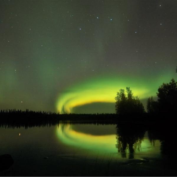 Aurora Borealis NWT 2