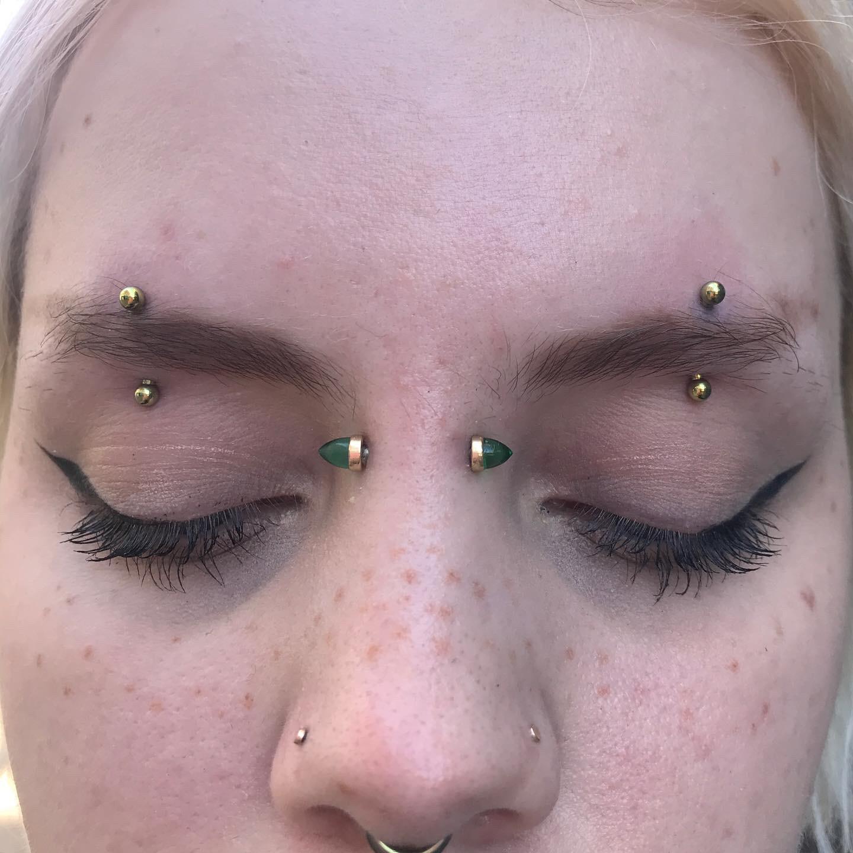 Eyebrow Piecring