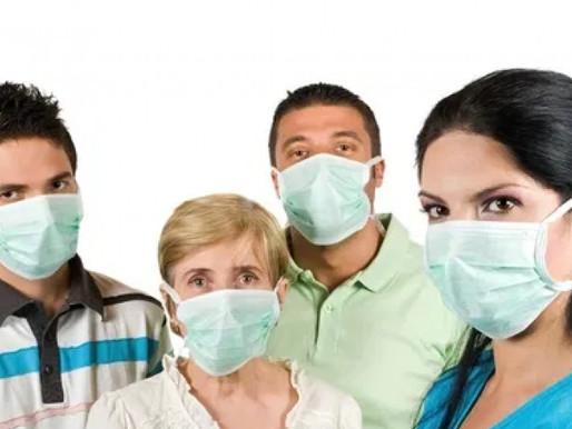 Захисні маски – панацея від COVID-19?