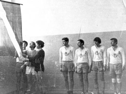 Всеукраїнському фізкультурно-спортивному товариству «Колос» вже славні - 70!