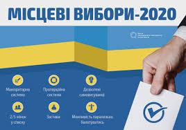Готуємось до місцевих виборів 2020
