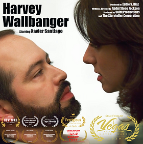 Harvey Wallbanger Poster 1bsemifinal 202