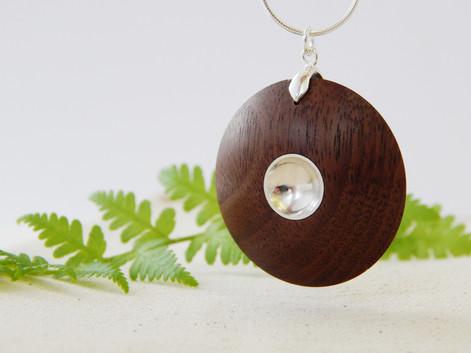Black Walnut Necklace