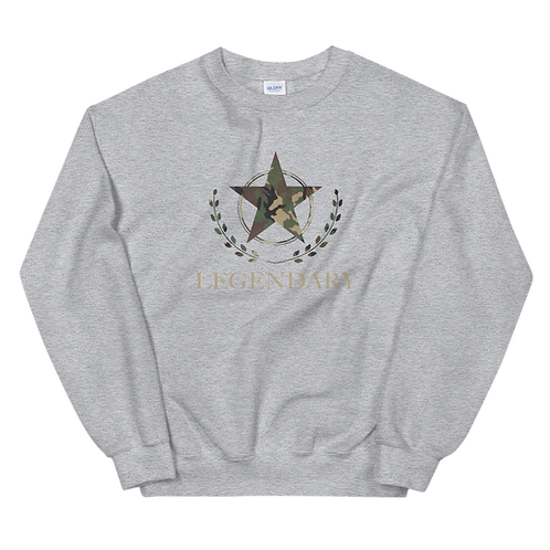 #Military Combat Sweater