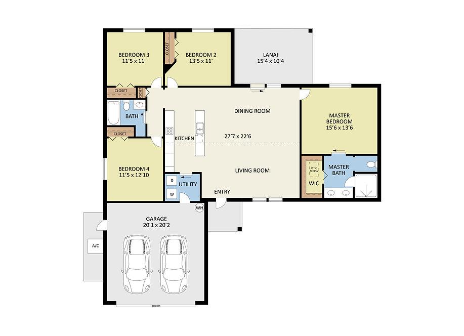 Eage Mode Floor Plan PrimeBid