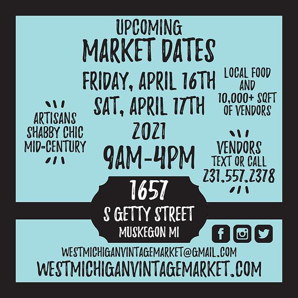 WMVMCARDprint - April 2021 Market Dates.