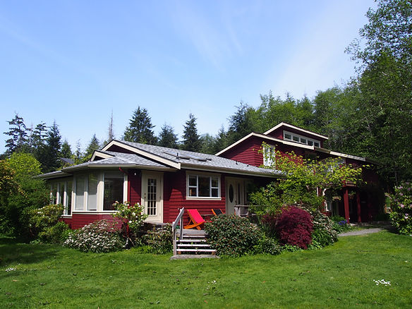 Tofino Vacation Rental by the Beach