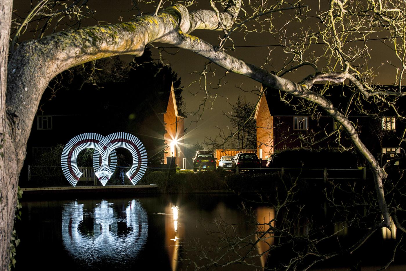 BREDGAR LIGHTS by Travers Bean