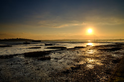 QUEENBOROUGH SUNSET by Chris Reynolds