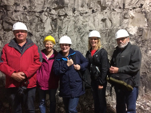 23/09/18 Club outing to Ramsgate Tunnels
