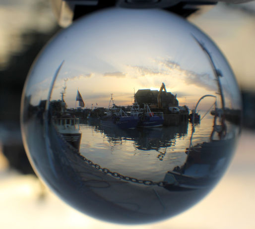THROUGH THE LOOKING GLASS by Kim Read