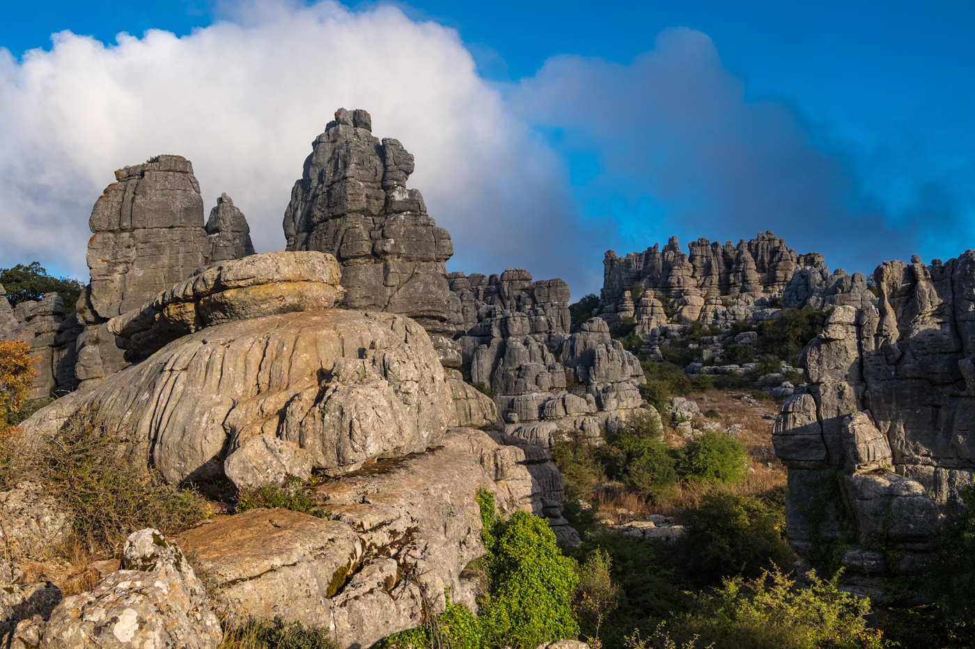 SUNRISE AT EL TORCAL by Chris Reynolds