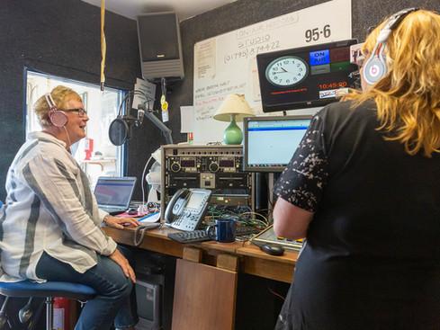 21/08/19 SPS are on BRFM Radio!