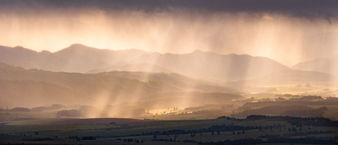 AFTER THE STORM by Jenny monk