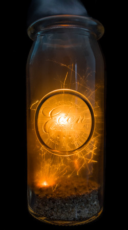 LIGHTNING IN A BOTTLE by Charlie Emery