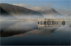 STILL MORNING GLEN ETIVE by Ron Edwards.