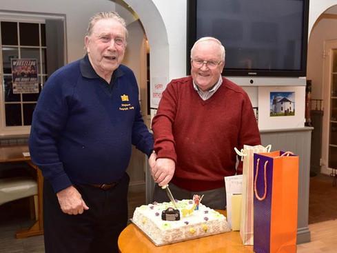 29/11/2017 Frank & Sam's 80th birthday party!