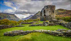 THE RUIN OF DOLBADARN by Charlie Emery (