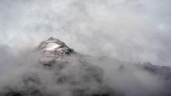 SNOWDON APPEARING VIA GRIB GOCH by Chris