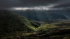 ARDDU FROM SNOWDON by Chris Yates.jpg