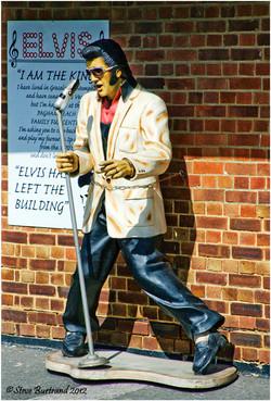 Elvis has left the Building (9651)