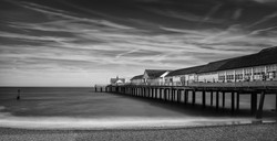 SOUTHWOLD PIER IN MONO Comp 2 by Chris Reynolds