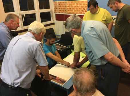 19/09/18 Club Print Workshop