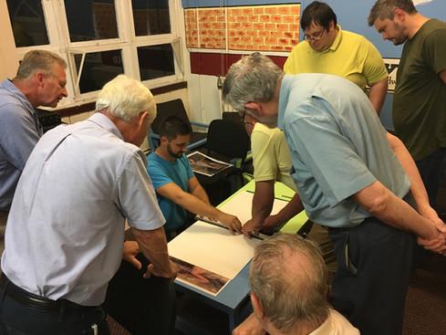 19/09/18 Club Print Workshop