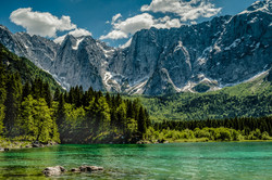 MOUNTAIN VIEW by Jenny Monk