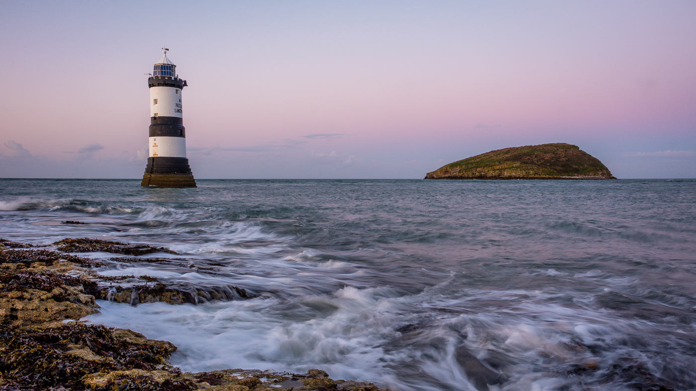 Penmon Lightouse by Charlie Emery