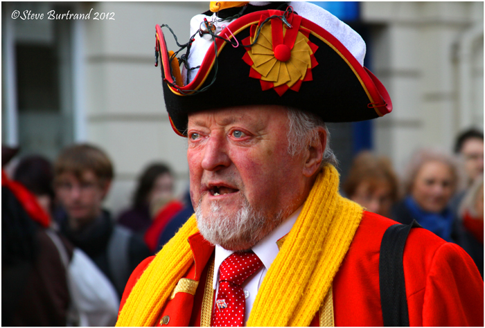 Rochester Town Cryer (9151)