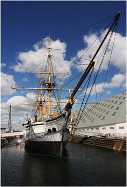 65 HMS Gannet - Chatham Dockyard (4814)