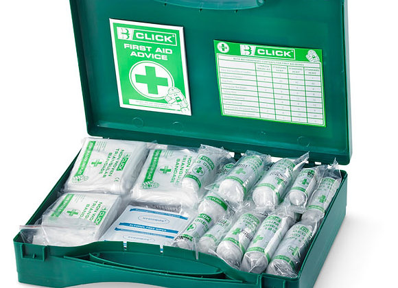 26-50 HSA IRISH FIRST AID KIT WITH BURN DRESSINGS