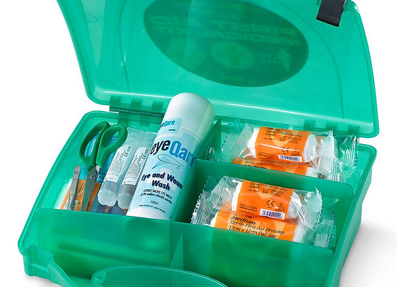 CLICK MEDICAL 10 PERSON TRADER FIRST AID KIT
