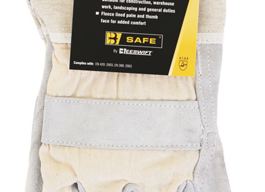 CANADIAN HIGH QUALITY LEATHER RIGGER GLOVE