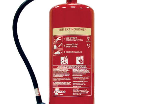 AFFF FOAM FIRE EXTINGUISHER 6LTR