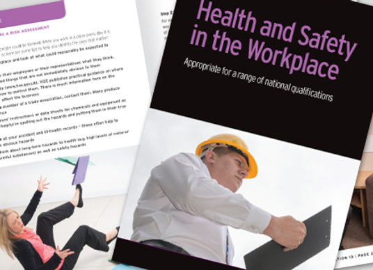 CLICK MEDICAL HEALTH AND SAFETY BOOK
