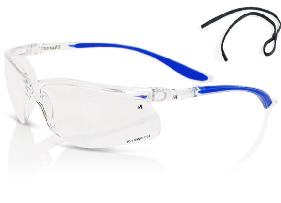 CLEAR HIGH PERFORMANCE SPECTACLE